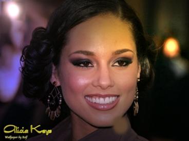 Персональный сайт - Keys Alicia.